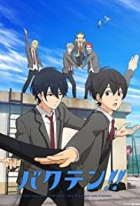 Bakuten Anime