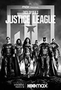 Justice League Snyders Cut 2021 Hollywood