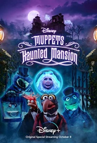 Muppets Haunted Mansion 2021 Hollywood