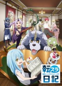 Tensura Nikki - Tensei Shitara Slime Datta Ken Anime