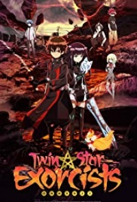 Twin Star Exorcists Anime
