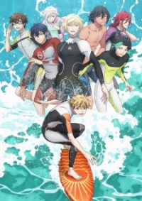 Wave Surfing Yappe Anime